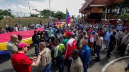 trabajadores en guyana