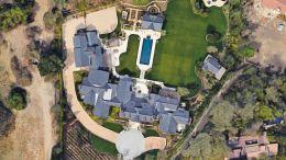 Kim Kardashian casa