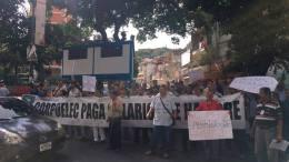 protesta corpoelec