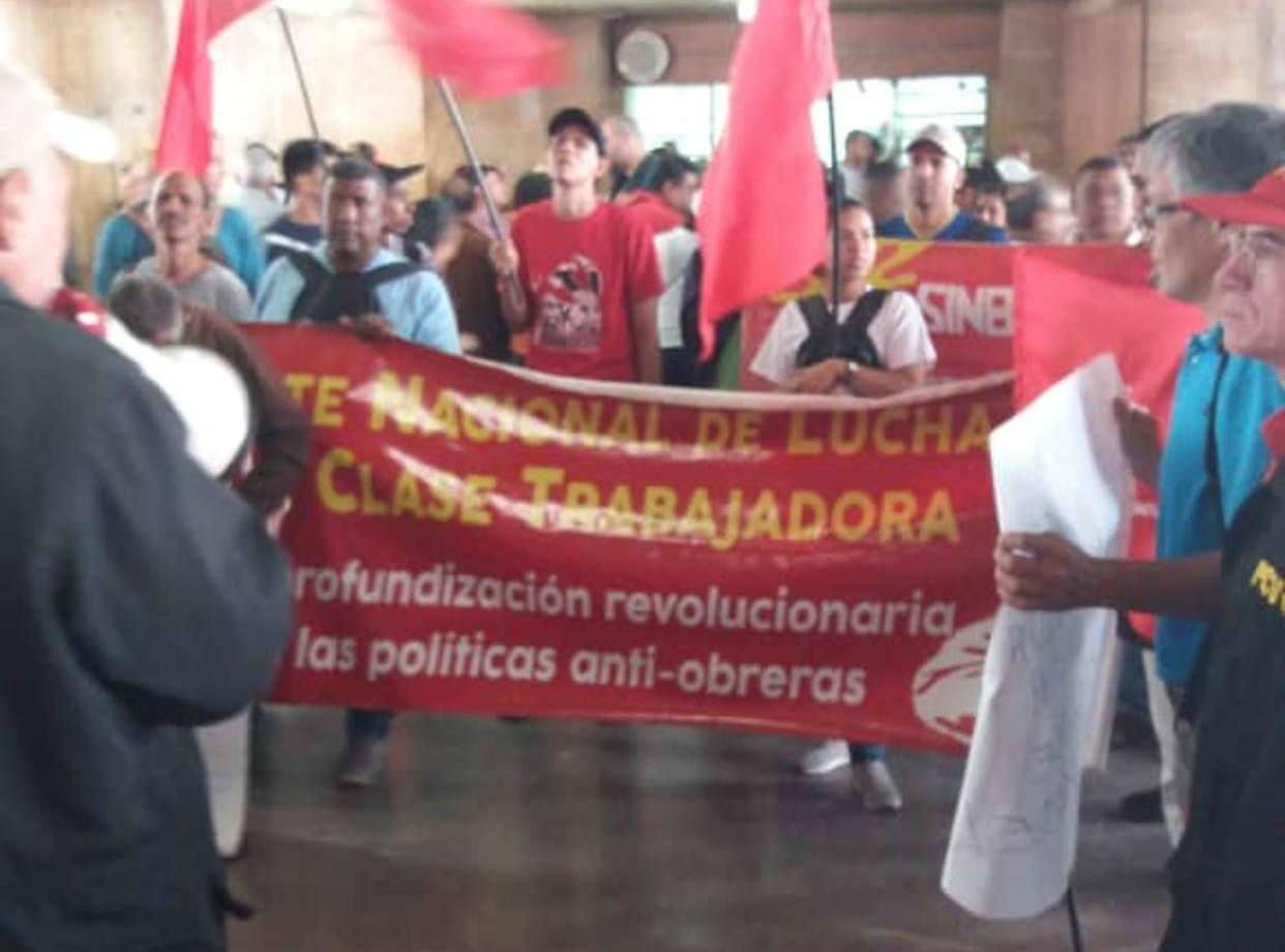 trabajadores del bicentenario
