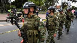 Ataque terrorista Bogotá