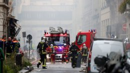 París explosion