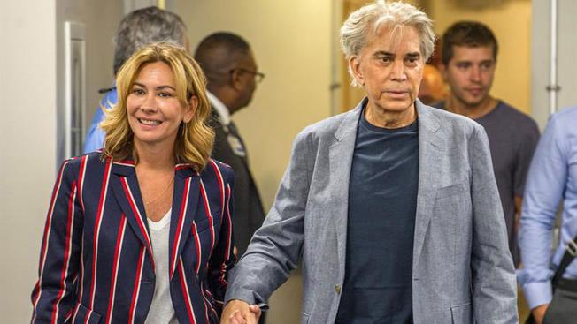 """Esposa de José Luis Rodríguez a Lilibeth: """"Los problemas personales se arreglan en casa"""""""