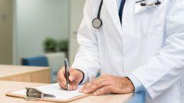 letra de medico