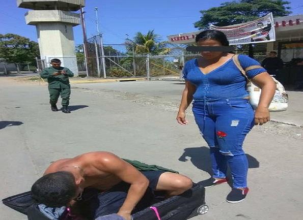 maleta-preso-Puente-Ayala