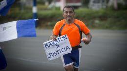 maratonista nicaraguense