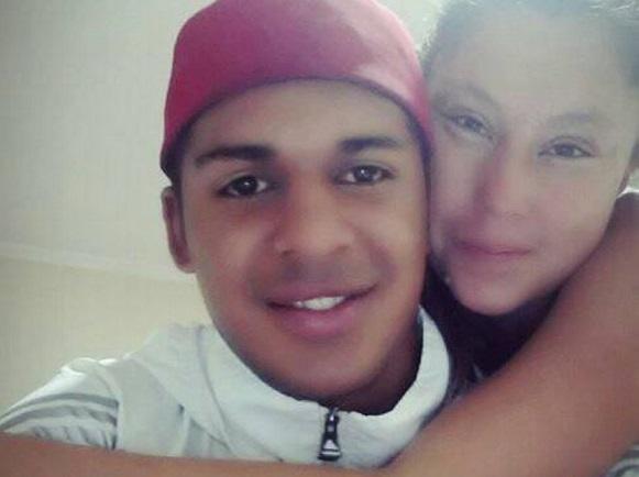 El antes y el después del venezolano que mató a su novia en Ecuador (Imágenes)