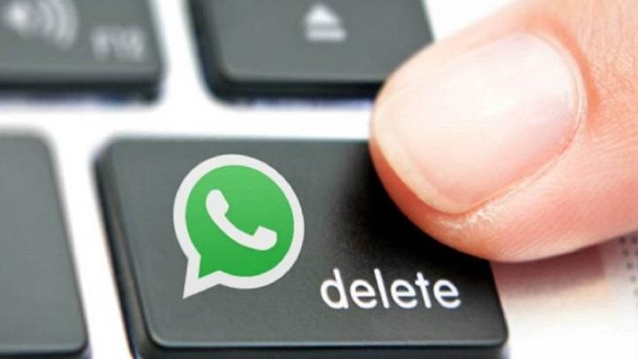 whatsapp mensaje eliminado