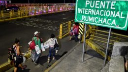 Ecuador-frontera