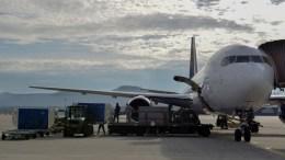 accidente aereo avion de carga