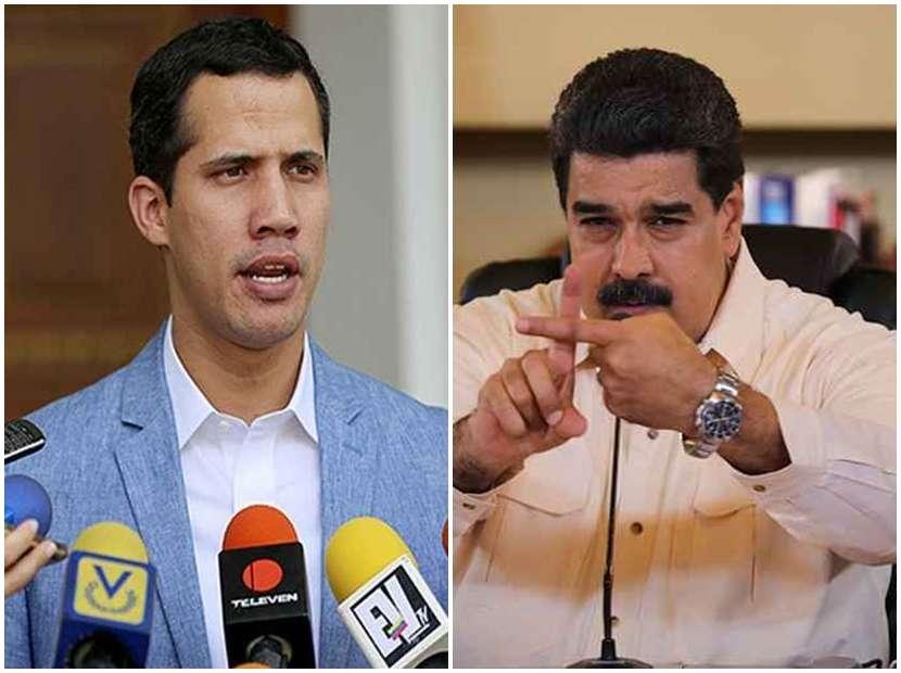 Maduro aceptó el reto de Guaidó: La batalla será en Miraflores