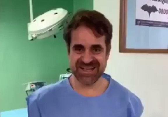 """Rafael Lacava pasó por el quirófano: """"Todavía no me voy a morir"""""""