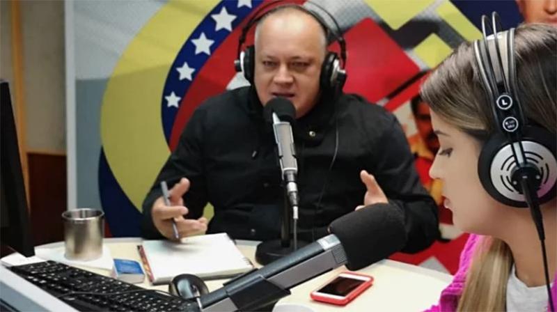 Diosdado Cabello anuncia marcha de los trabajadores el 1 de mayo en Caracas