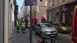 explosion en francia