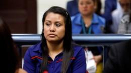mujer acusada de asesinato por aborto