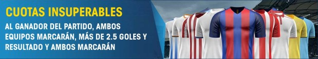 Cuotas William Hill