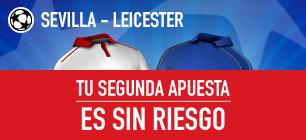 Promo Champions Sportium Sevilla Liecester