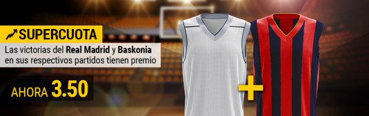 Supercuota bwin madrid baskonia
