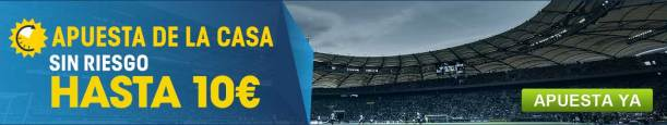 WilliamHill Apuesta de la casa