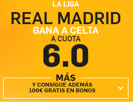 Supercuota Betfair