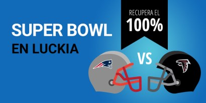 promo super bowl luckia