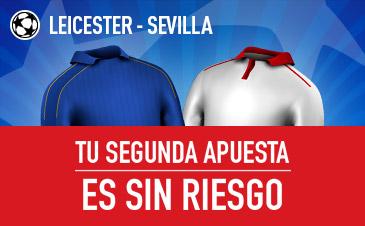 Liecester Sevilla sportium champions