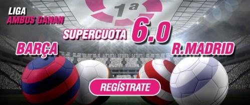 supercuota Wanabet barcelona madrid 6