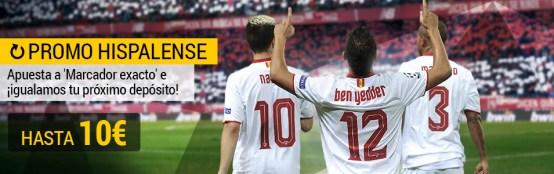 Bwin la Liga Barcelona - Sevilla igualamos tu depósito hasta 10€