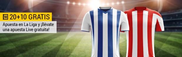 Bwin la liga Real Sociedad - Sporting