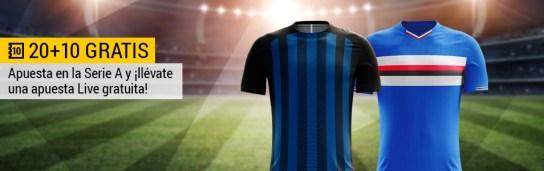 Bwin serie a Inter - Sampdoria