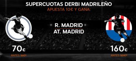 Supercuota 888sport R Madrid At Madrid