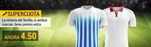 Bwin Supercuota La Liga Málaga Sevilla