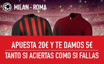 Sportium Milan Roma Serie A