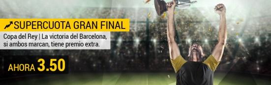 Supercuota Bwin Copa del Rey
