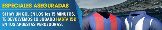 WilliamHill final Copa del Rey Barcelona - Alavés devolución hasta 15€