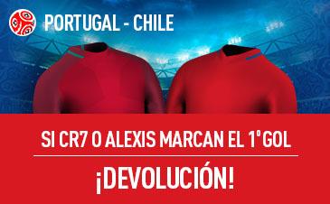 Sportium Portugal Chile