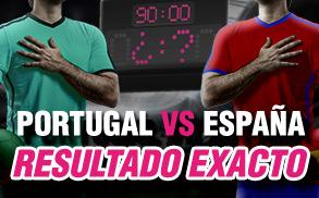 Wanabet Euro Sub21 Portugal vs España