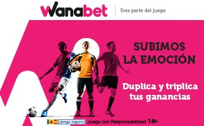 Wanabet International Champions Cup duplica y triplica tus ganancias