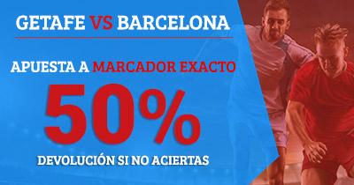 Paston Getafe vs Barcelona