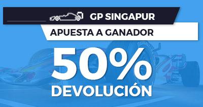 Paston formula 1 50% devolucion