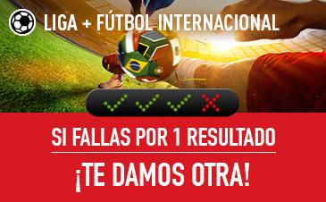 Sportium Liga Futbol Internacional