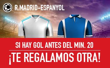 Sportium R. Madrid - Espanyol