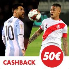 Circus Clasificacion al Mundial Argentina vs Peru