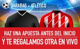 Sportium Champions Atletico apuesta en vivo