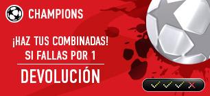 Sportium Champions Devolucion