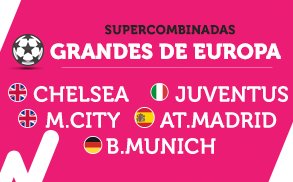 Wanabet Supercombinada Chelsea