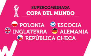 Wanabet Supercombinada Copa del Mundo