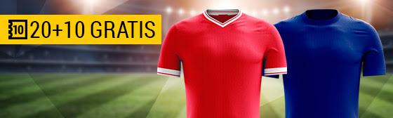 Bwin 20 + 10 gratis en Liverpool - Chelsea