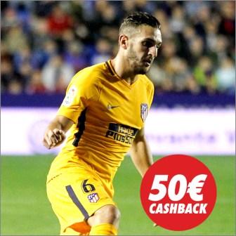 Circus Copa del Rey 50€ cashback