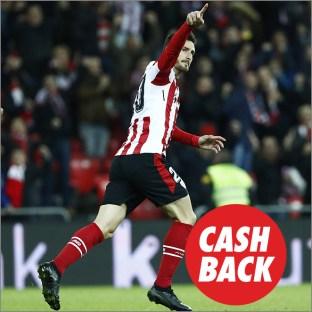 Circus Europa League - Cashback hasta 25€ por partido